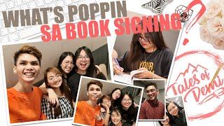 WHAT'S POPPIN SA BOOK SIGNING? (PSICOM'S LAFW 2020)