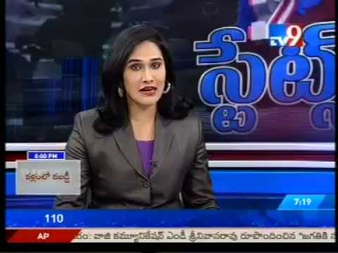 TV9 TELUGU - Rally for Rivers - 13/09/17