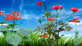 Best hd background  3D natural video surre watching and subscribe my channel please
