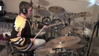 Spicy McHaggis Jig - Dropkick Murphys Drum Cover