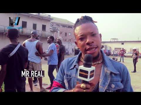 Realself (Mr Real) - Legbegbe Ft Idowest, Obadice & Kelvin Chuks
