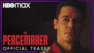 Trailer thumnail image for TV Show - Peacemaker