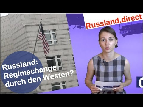 Russland: Regimechange durch den Westen? [Video]
