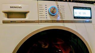 Siemens iQ800 Wärmepumpentrockner WT47Y701 selfCleaning condenser Wäschetrockner / tumble dryer