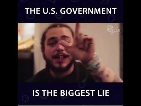 Post Malone on U.S government