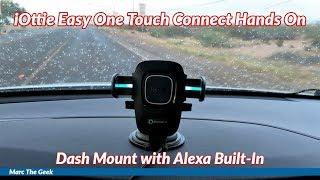 iOttie Dash Mount with Alexa Built-In Hands On