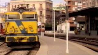 preview picture of video 'Trens a Tortosa 1987'