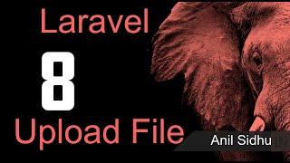 Laravel 8 tutorial - File Upload