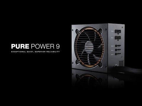 be quiet! Pure Power 10 CM (600W)