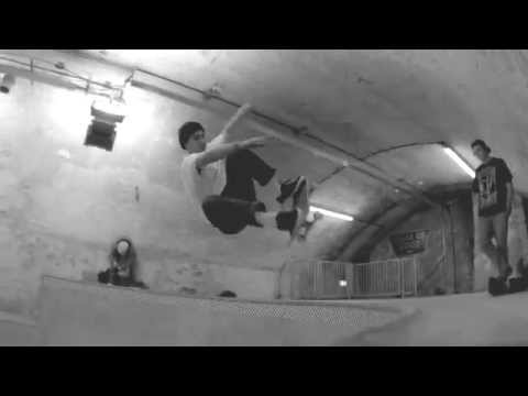 Thrasher Vacation Tour London - Crossfire edit