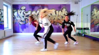 Tinashe - All Hands On Deck |  Choreo by @Nora_Victoria