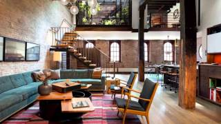 Urban Loft Design Ideas #2