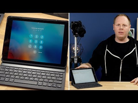 Bluetooth Tastatur Case für iPad 2018 (Inateck BK2003) - Test Fazit nach 2 Monaten DEUTSCH