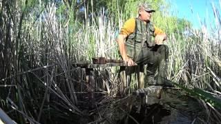 Сидушка для рыбалки и охоты