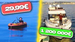 تحميل اغاني Nuit dans un bateau à 1200000€ VS Nuit dans un bateau à 29,99€ MP3