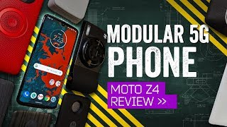 Motorola Moto Z4 Review: Is This The Moto Z 4 U?
