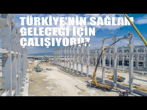 Güvenli yapılarla büyüyen bir Türkiye için TSE K 118