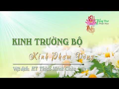 01. Kinh Phạm võng (Brahmajāla sutta)