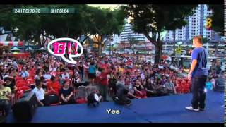 Say It 2 - 30 Sep 2014 Getai 歌台