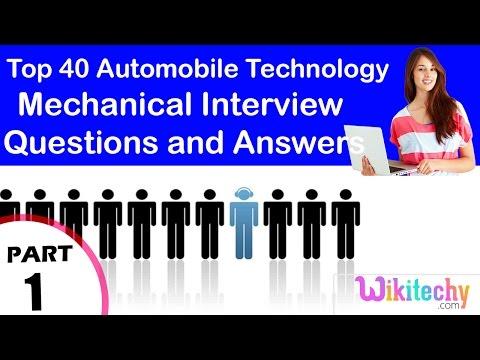 mp4 Automotive Questions, download Automotive Questions video klip Automotive Questions