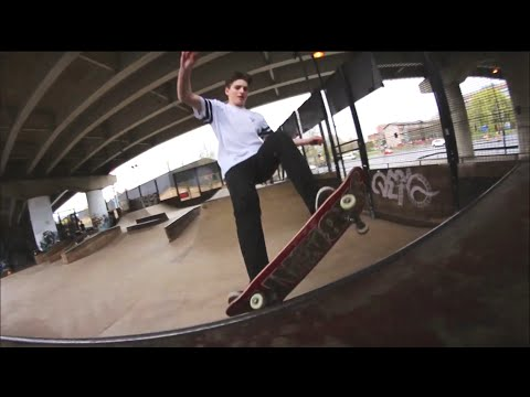 Bear Skateboards - Projekts Skatepark Manchester with Lucien Costello