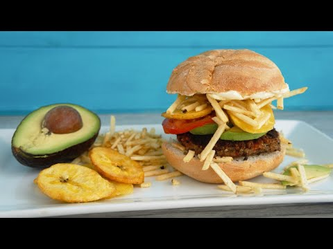 The Miami Burger :::Cooking Live:::