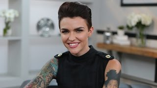 Ruby Rose Talks Breaking Free From Gender Expectations & Returning to OITNB