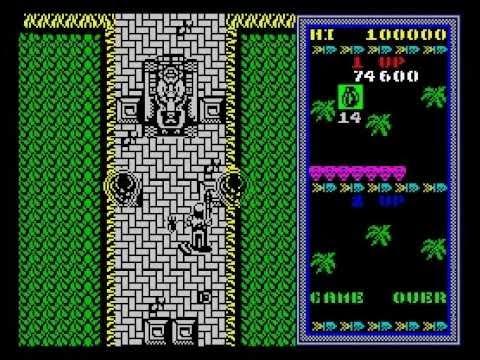 Guerrilla War Walkthrough, ZX Spectrum
