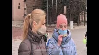 В Николаеве родители вышли на протест против перевода детей в детсадах и школах на питание КОПа. Видео