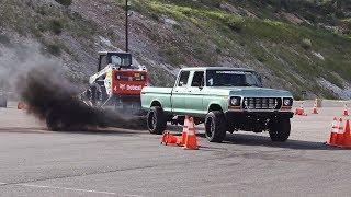 Diesel Power Challenge 2018   Part 4 – Cone Course