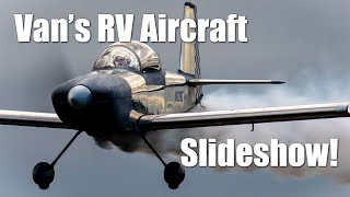 RV Aircraft Video - Van's RV Aircraft Slideshow! Part 2