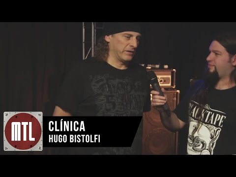 Hugo Bistolfi video Clínica Teclados - MTL - 2015