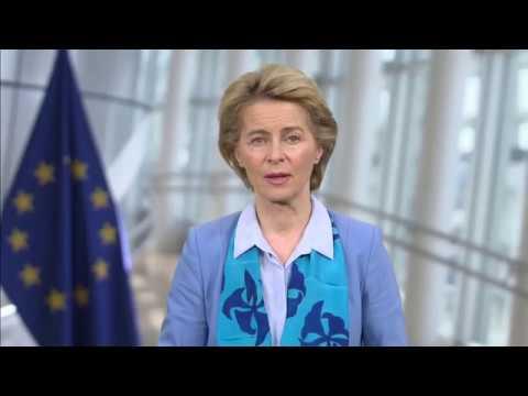 Μελλοντικές σχέσεις ΕΕ-ΗΒ | Πρόεδρος ΕΕ κ. Ούρσουλα φον ντερ Λάιεν | 15/06/2020