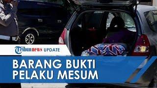 Ada Alat Kontrasepsi hingga Kasur di Mobil Pelaku Mesum di Solo Paragon Mal, Ini Penampakannya