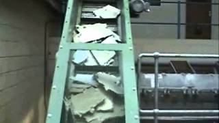 Separating Gypsum Wallboard 1