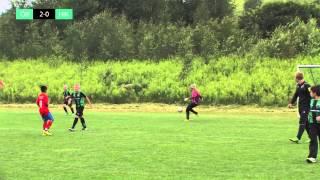Östers IF 2 - Hyllie IK Grön // SAIK Cupen 2014