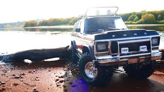 RC Car Off Road 4x4 Beach Extreme Driving │Off Road Adventure│Amost drowned the rc car #Shorts