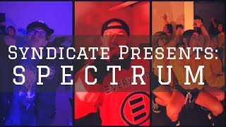 "Syndicate Presents ""SPECTRUM"" 