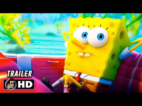 THE SPONGEBOB MOVIE: SPONGE ON THE RUN Trailer (2020) Nickelodeon