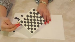 DIY Crafts With Checkered Racing Flags : DIY Crafts