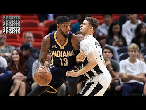 Paul George Has Lost Interest in the Pacers