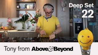 Tony McGuinness - Live @ Home, Deep Set #22, Miami, Florida 2021