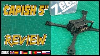 """ZeeZ Capish 5.5"""" - Carbon Frame Review"""