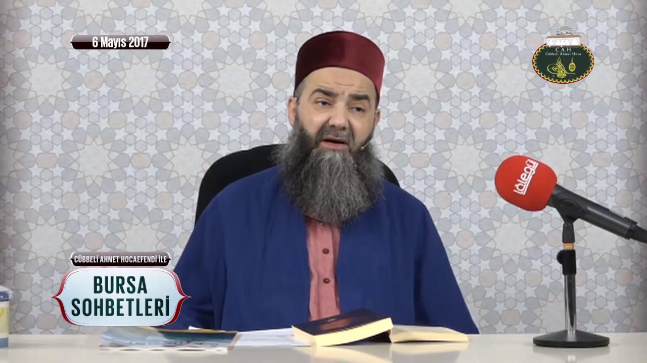 Bursa Sohbetleri 6 Mayıs 2017