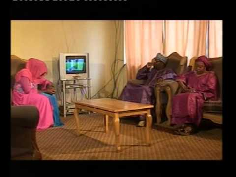 ALHINI (Complete Hausa Movie)