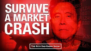 HOW TO PROFIT FROM A CRASHING STOCK MARKET -Robert Kiyosaki