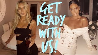 Gambar cover GET READY WITH US! | SOPHIA'S 20TH BDAY NIGHT OUT | Sophia and Cinzia