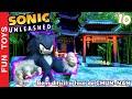 Sonic Unleashed 10 As Fase De Noite Deste Jogo S o Bem
