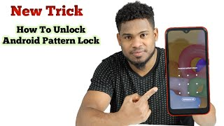How To Unlock Pattern lock on Android