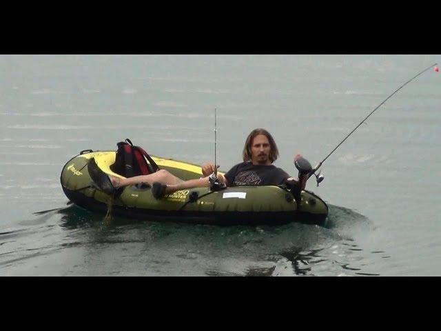 Sevylor HF 250 Boat & 18LB Trolling Motor Review & Test!